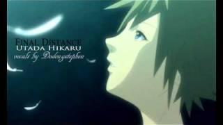 Gambar cover Final Distance - Utada Hikaru (male COVER)