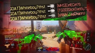 """Black Ops 3 - AKIMBO CROSSBOWS """"EPIC"""" (NX ShadowClaw CROSSBOW Gameplay  Black Ops 3)"""