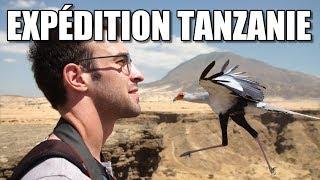 DANS LA SAVANE AFRICAINE ! - Expédition Tanzanie #1