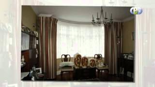 Cricklewood Baywindow Curtains At Www.leadinginteriors.com