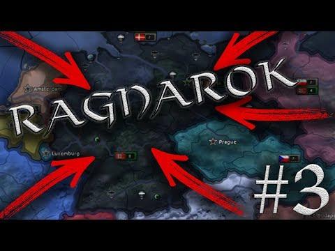 No to chyba upadamy.. | Ragnarok Challenge w Hearts of Iron 4! #3