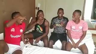Hasan dilunga na ndemla siyo kwenyewe mpira tu ona wamachofanya.