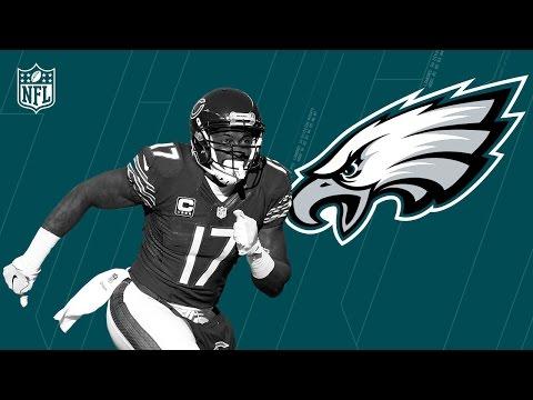 Alshon Jeffery Welcome to the Philadelphia Eagles | NFL | Free Agent Highlights