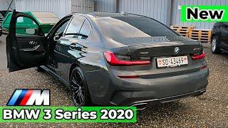 New BMW 3 Series M Sport 340i 2020 Review Interior Exterior