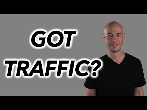 Got Traffic? 3 Ways To Get More Traffic to Your Amazon Affiliate Site