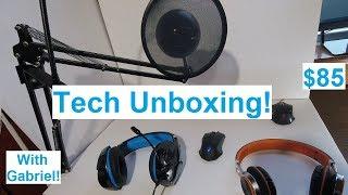 Gambar cover Big Tech Unboxing + Review W/ Gabriel!