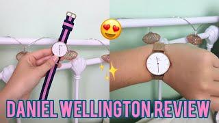 DANIEL WELLINGTON WATCH REVIEW| AD| Floral Sophia