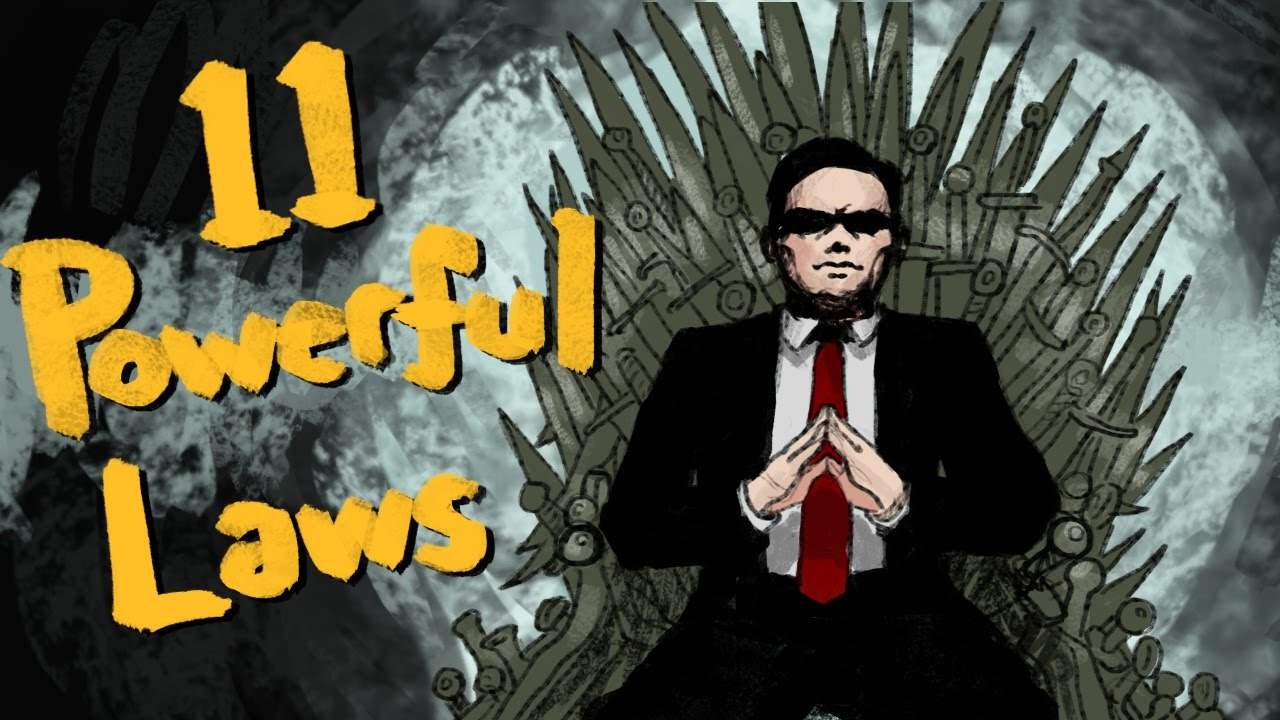 the 48 laws of power 11 most powerful laws ft illacertus