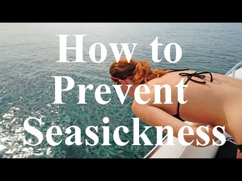 How To Avoid Seasickness - 20 Tips To Prevent Getting Seasick