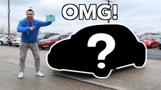 MY NEW CAR!!! *Not Clickbait* thumbnail
