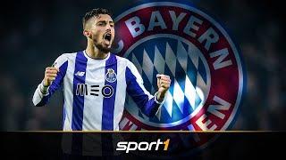 FC Bayern heiß auf Porto-Verteidiger | SPORT1 - TRANSFERMARKT