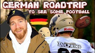 GERMAN ROAD TRIP for FOOTBALL