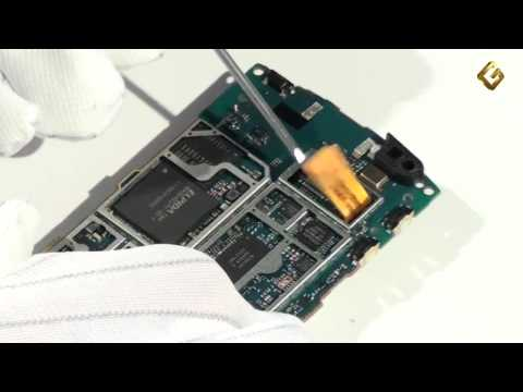Sony Ericsson Xperia Mini - как разобрать телефон и из чего состоит