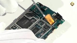 Sony Ericsson Xperia Mini - как разобрать телефон и из чего состоит(Подписаться Вконтакте: http://vk.com/goldphone_tv Другие обзоры на сайте http://goldphone.tv/ Запчасти на сайте http://a541.ru Подробн..., 2011-09-27T19:24:38.000Z)