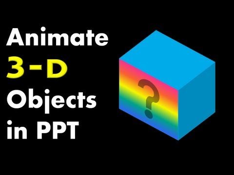 How to rotate 3d objects advanced powerpoint animation tutorial how to rotate 3d objects advanced powerpoint animation tutorial ccuart Choice Image