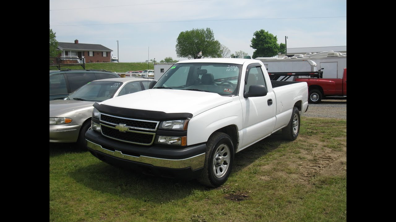2006 chevy silverado 4 3l v6 start up and tour youtube rh youtube com Chevrolet Silverado 1500 2015 Chevrolet Silverado