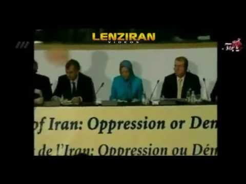 "Part 6 -  last part of Mojahedin Khalgh and Massoud Rajavi from documentary ""end of story"""