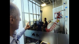 Behind The Scenes - Toro Rosso Factory Tour.