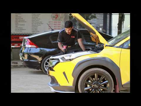 Honda CRV (THAILAND -2018) CHASSIS NUMBER & ENGINE NUMBER LOCATION