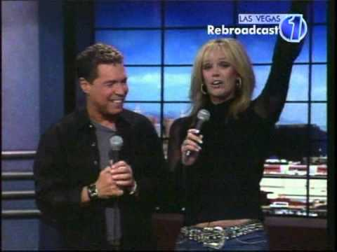 Singing Holiday Cheer, Vegas Live with Clint Holmes & Susan Anton