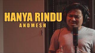 HANYA RINDU - ANDMESH (COVER) by ARIF ALFIANSYAH
