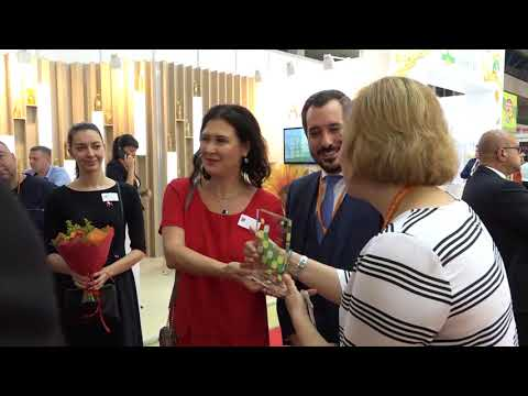 12 09 2017  Armenian pavilion is the best in the international expo