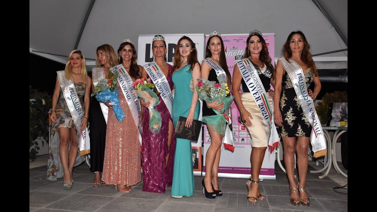 Miss Reginetta d'Italia 2021   Lady   Finale  Regionale Emilia Romagna