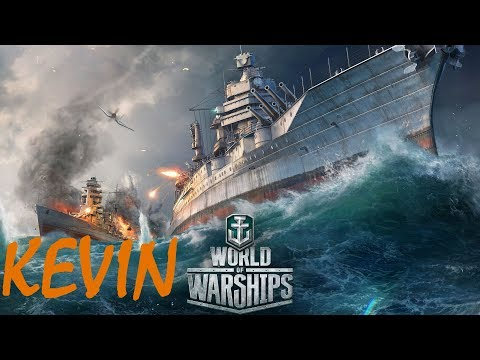 World Of war Ships  -  Sink or be SUNK