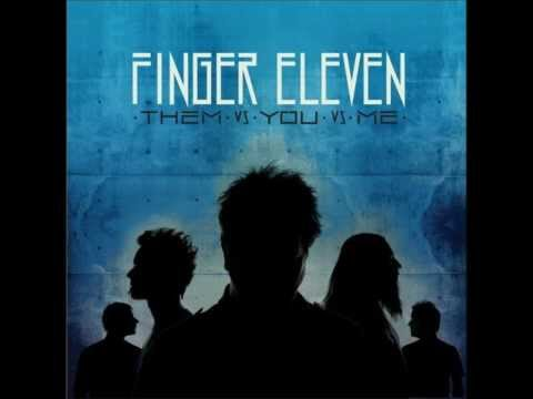 Finger Eleven  Paralyzer HD