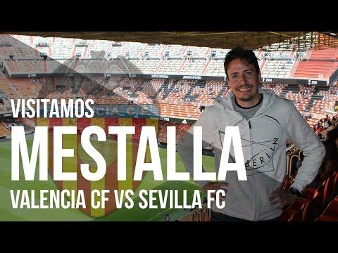 ¡¡ Visitamos Mestalla !!   VALENCIA CF VS SEVILLA FC   Jornada 32