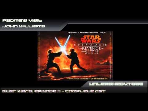 Star Wars: Episode III OST - Padme's Visit