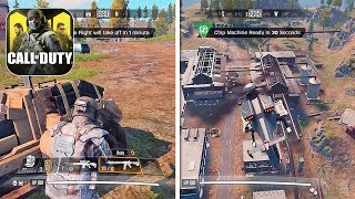 Call of Duty: Mobile - Battle Royale - TPS Mode Gameplay