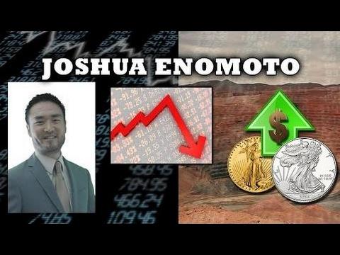 You're CRAZY if You Don't Own Precious Metals - Joshua Enomoto Interview