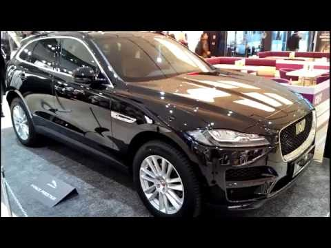 jaguar f pace prestige youtube. Black Bedroom Furniture Sets. Home Design Ideas