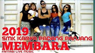 SMK KARYA PADANG PANJANG MEMBARA 2019| FANTASI LIVE | DJ FANTASI | FANTASI KN7000