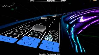 Daniel Kim - Pop Danthology 2012 / Audiosurf