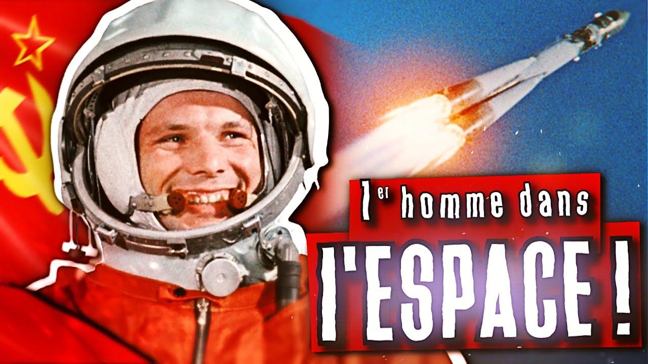 L'incroyable histoire du 1er Homme a être allé dans l'Espace (Youri Gagarine)