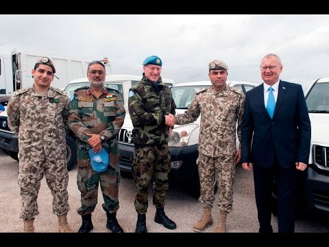 UNIFIL donates UN assets to General Security