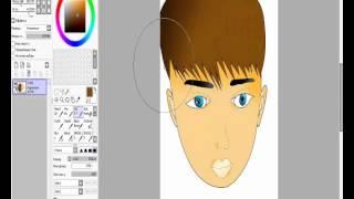 Видео урок || PaintTools SAI(В данном видео уроке я покажу вам : Как преобразовать рисунок на листочке , в картинку на компе =) Ссылка на..., 2013-11-07T15:48:07.000Z)