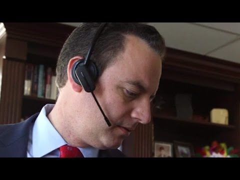 A day in the life of Reince Priebus