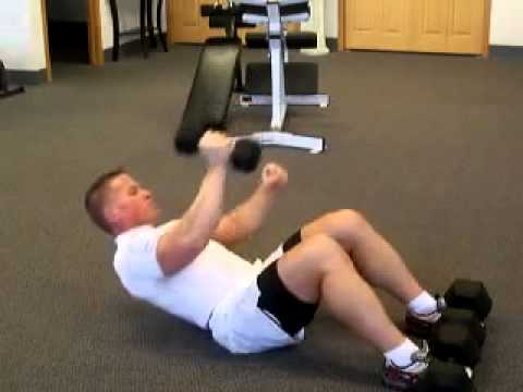 ab exercises  ab exercises using weights  youtube