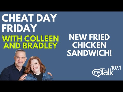Cheat Day Friday: NEW Chicken Sammy from BK and Hershey Sundae Pie!