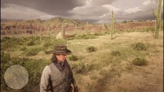 Red Dead Redemption 2 Finding Treasure Maps in Gang Hideouts