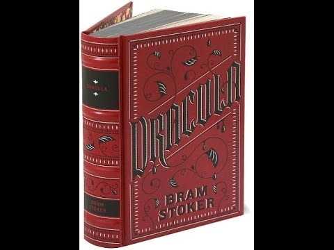 Dracula – A B&N Leatherbound Classics Review