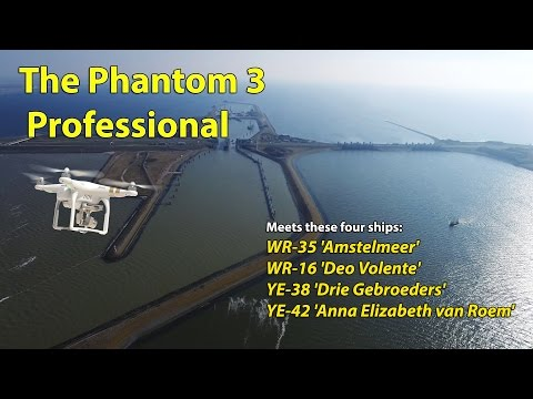 A beautiful day to fly the Phantom 3 Professional (4K video)