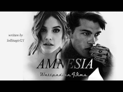 Amnesia ✧ {Wattpad Trailer}