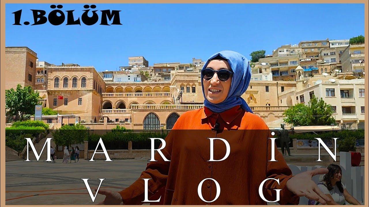 Mardin Vlog - Mardin Gezilecek Yerler - Ulu Camii - Mardin Çarşısı- Mardin Gezi Rehberi 1.Bölüm #1