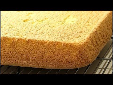 БИСКВИТ КЛАССИЧЕСКИЙ, для тортов и пирожных/Classic biscuit.