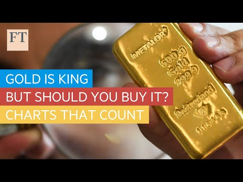Gold is king but should you buy it? | Charts That Count
