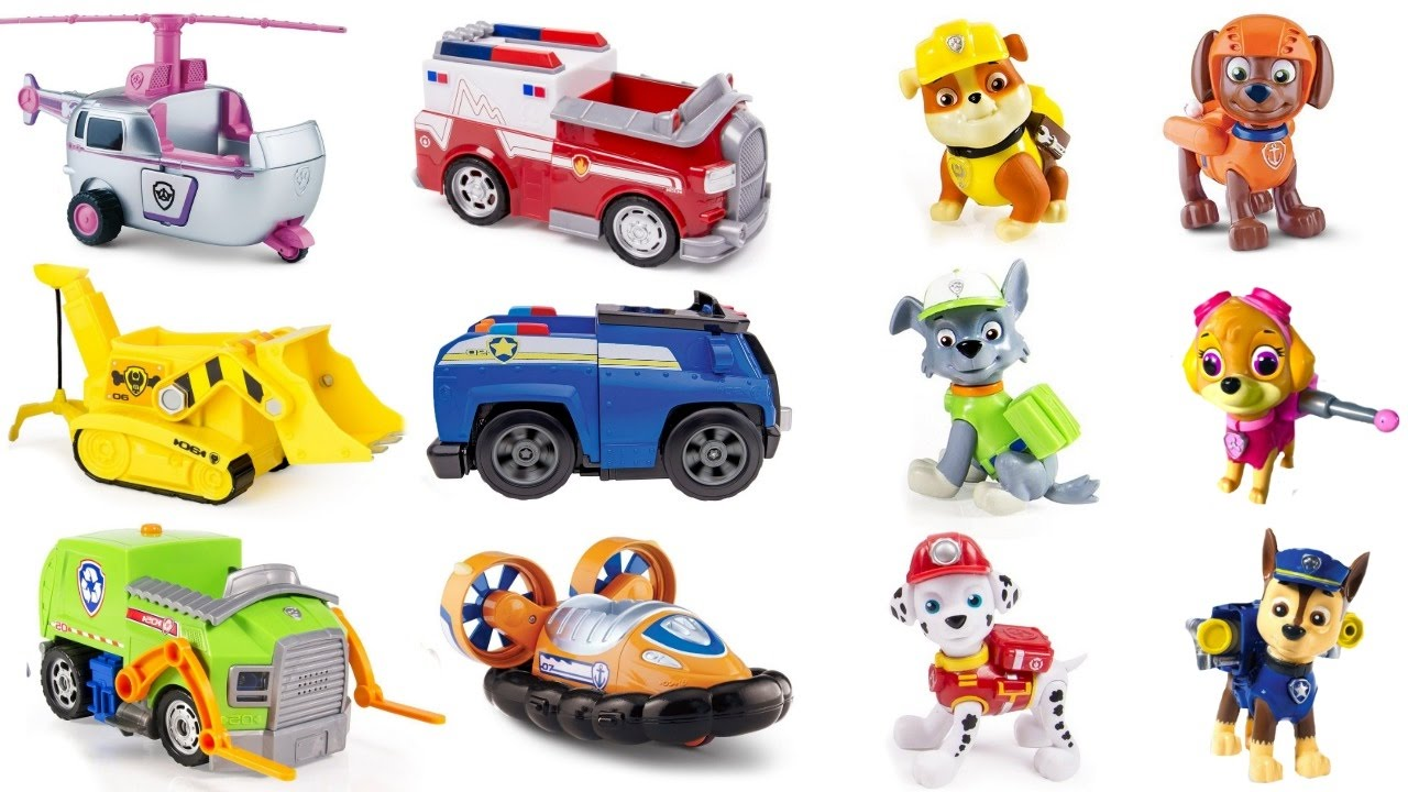 best learning colors for children video help match paw patrol